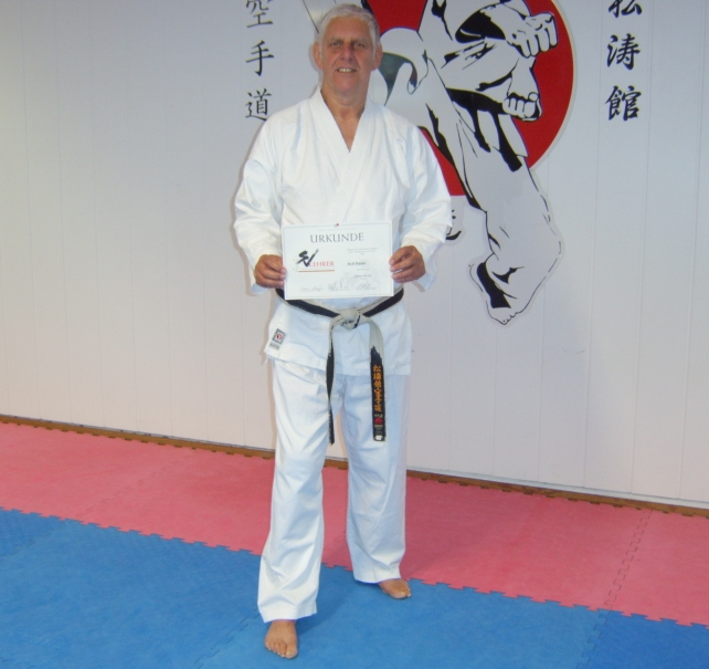 Rolf Hanke ist zertifizierter SV-Lehrer.