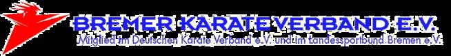Bremer Karate Verband e.V.