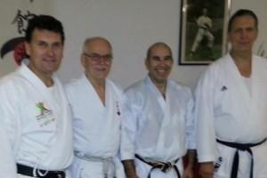 Ahmad Al-Osman, dritter von links